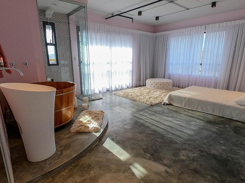 aluguel de casas para filmagens Piso Estudio Ensaios de fotos Platinum ESTÚDIOS FLORES NA LUZ
