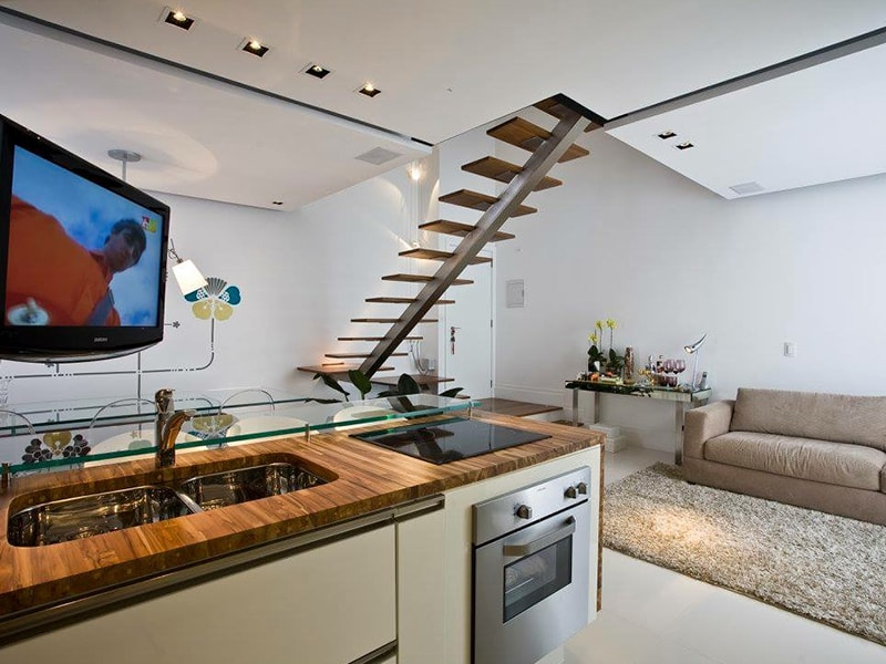 aluguel de casas para filmagens Cozinha Ensaios Estúdios Fotográficos Loft Tatuapé ESTÚDIOS FLORES NA LUZ